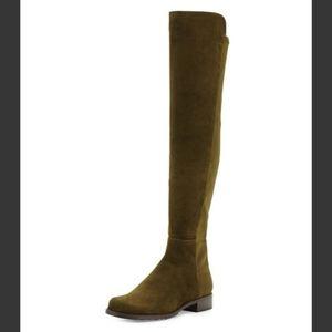 Stuart Weitzman suede boots 5050